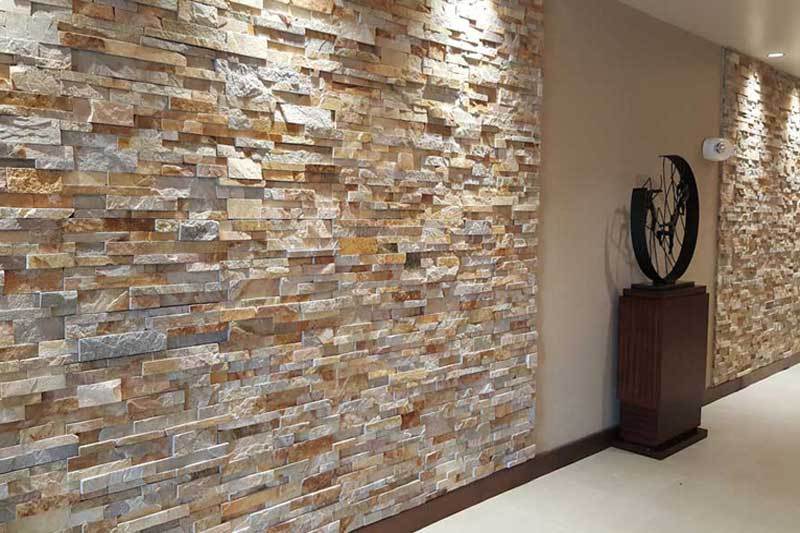 Choosing The Right Stone Cladding Material For Your Home